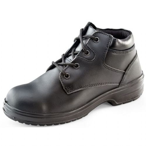 Click Ladies Safety Chukka Boots